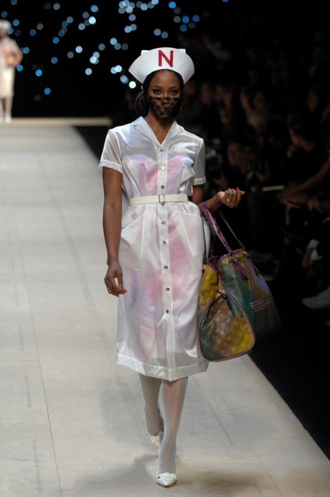 Desfile Mujer Louis Vuitton