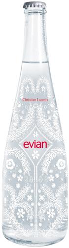 Evian vs Lacroix