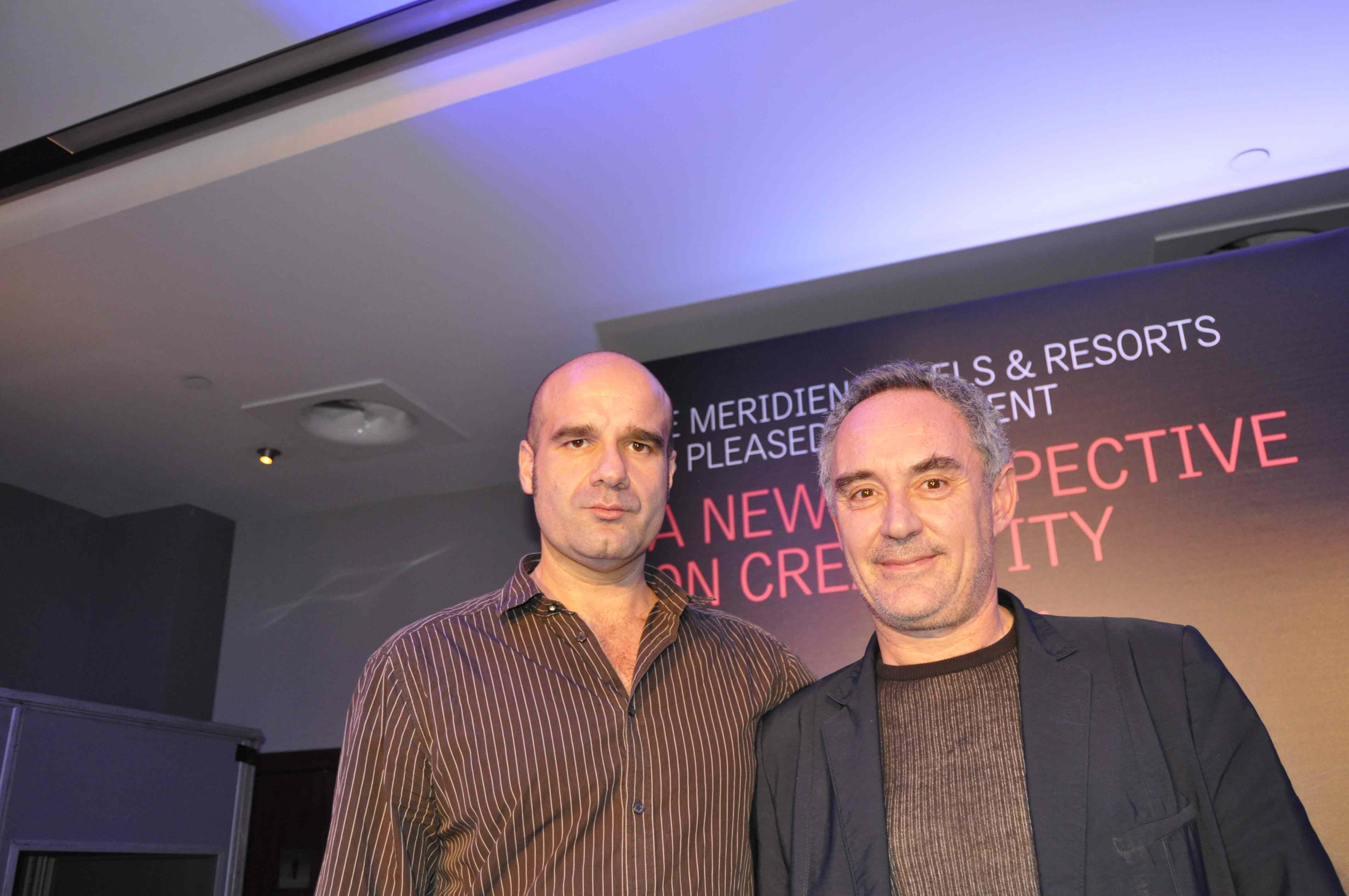 Ferran Adria VidaAustera