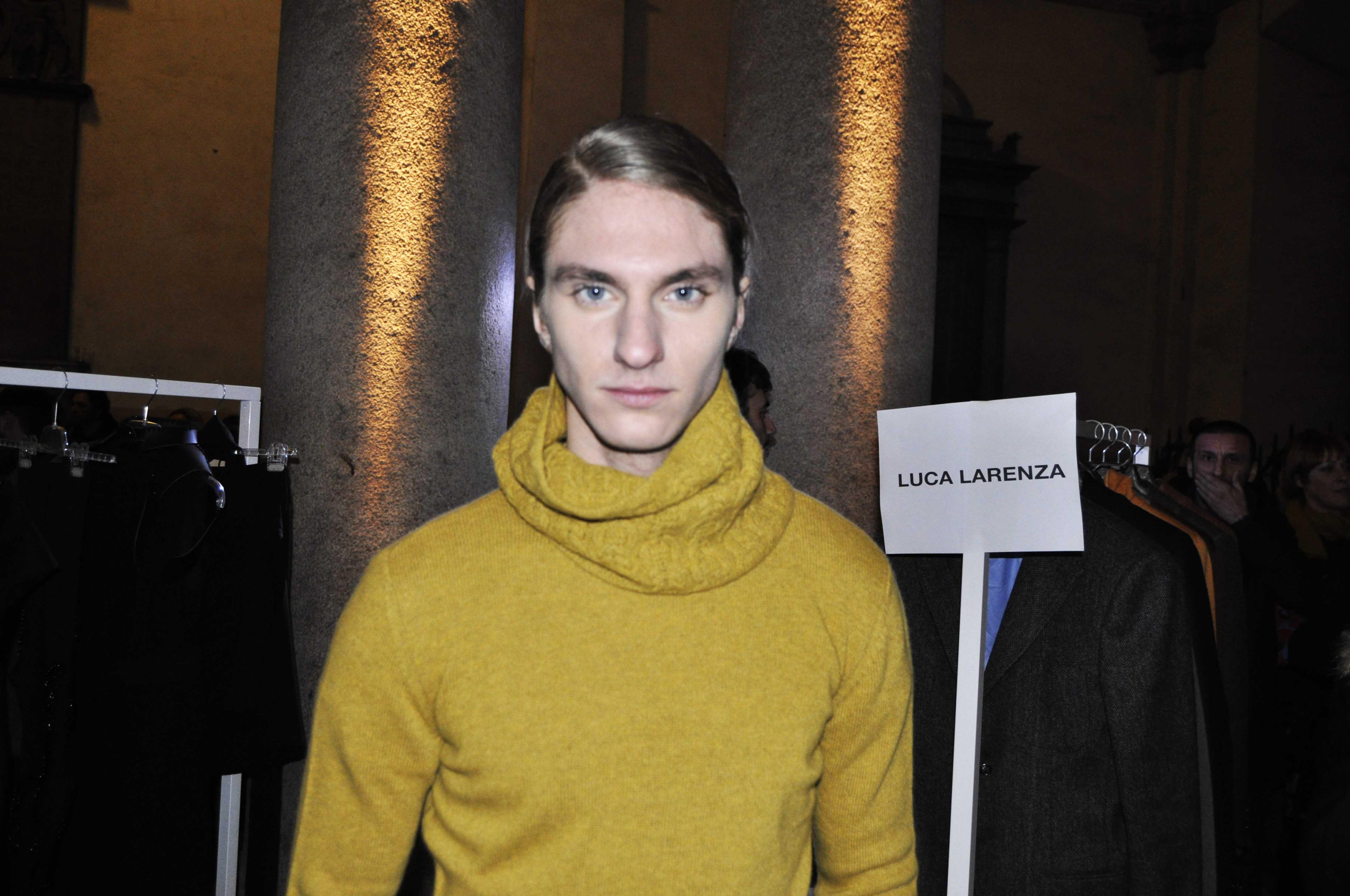 Vida Austera en Uomo Milán 2012