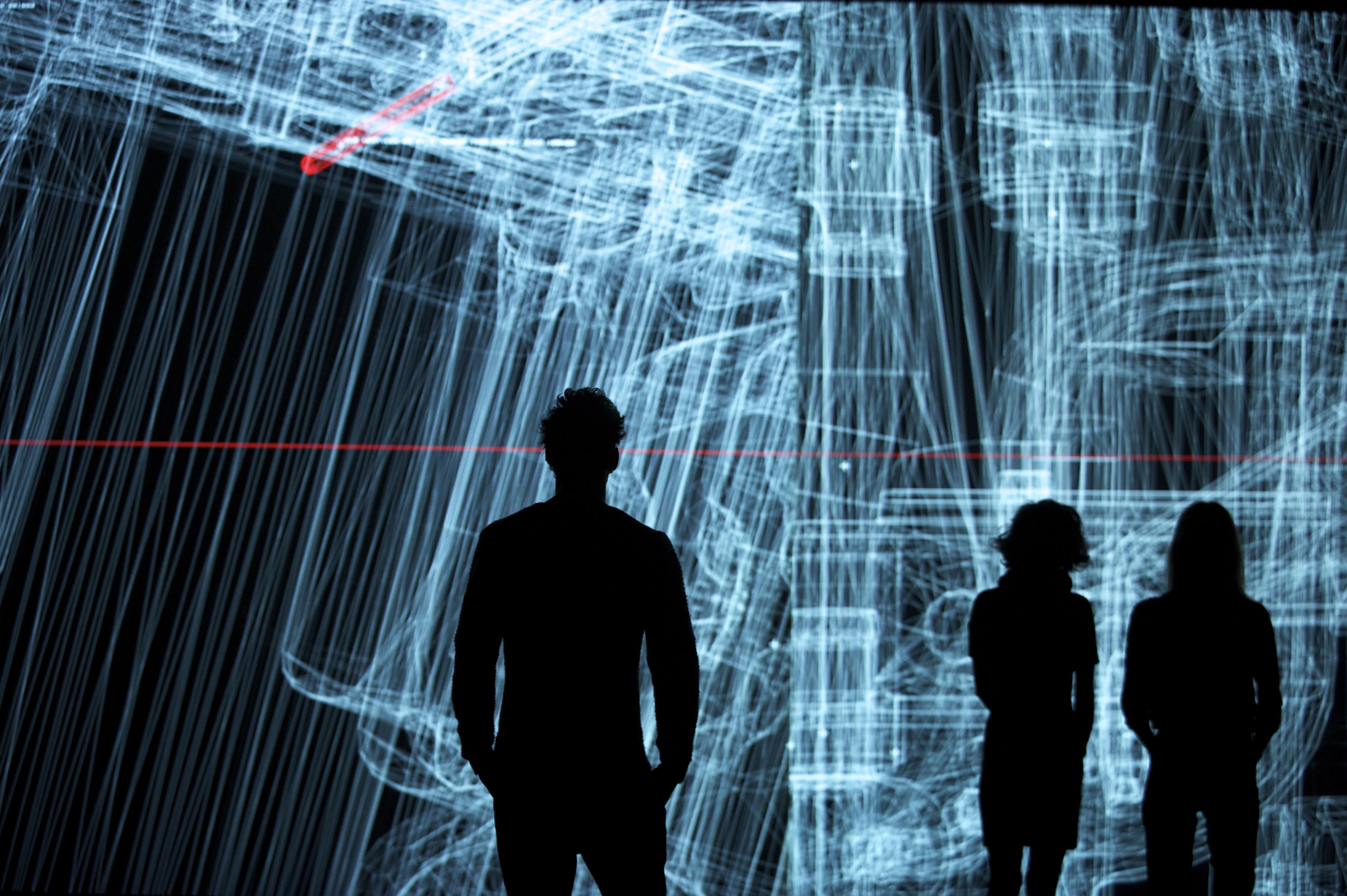 Data Anatomy  exposición Berlin