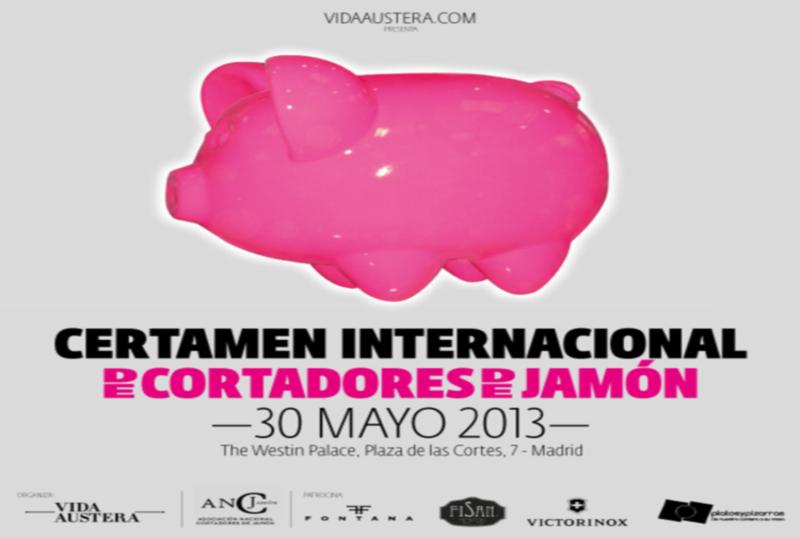 Certamen Internacional de Cortadores de Jamón