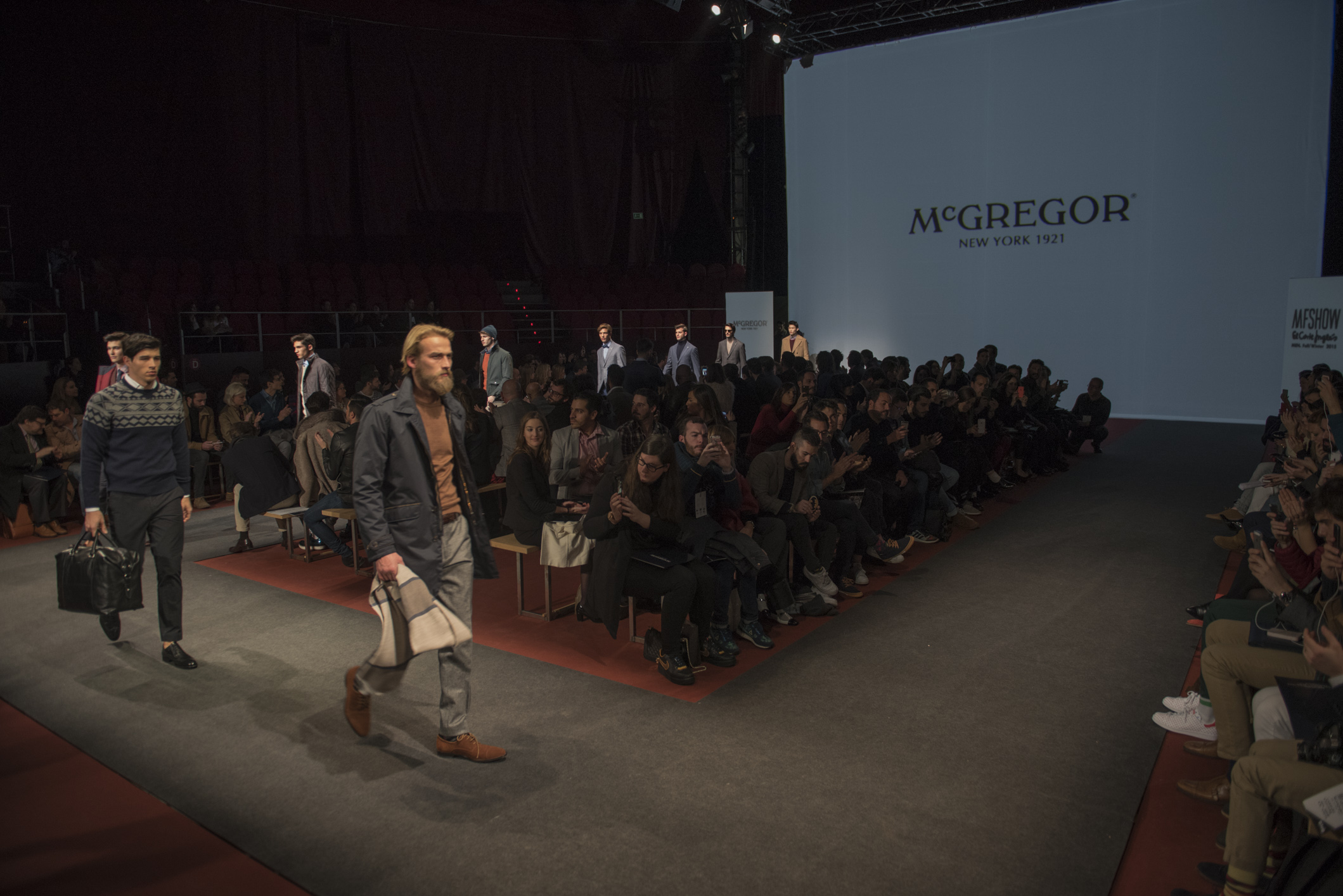 Mfshow Men: Mc Gregor