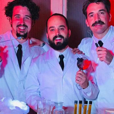 Coctelería científica by J&B en la Sala Equis