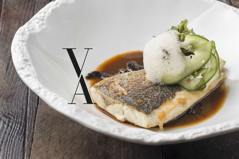 Los pescados del restaurante ARADO