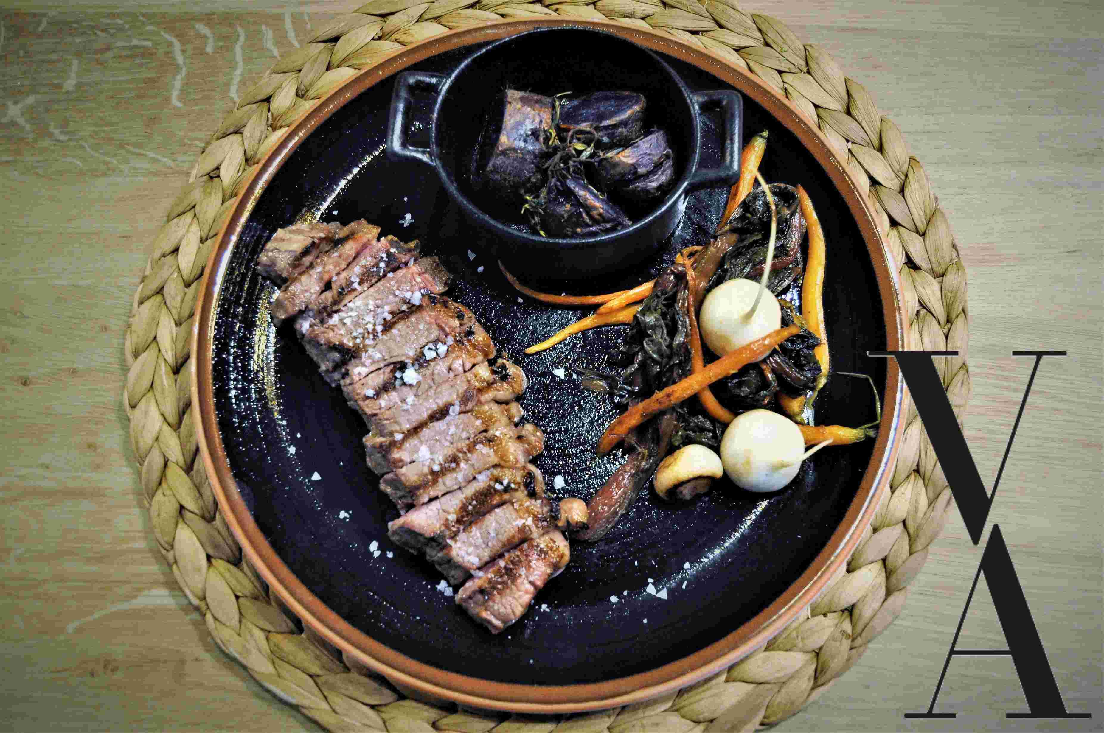 Carne de la sierra de Guadarrama D.O Restaurante Arado
