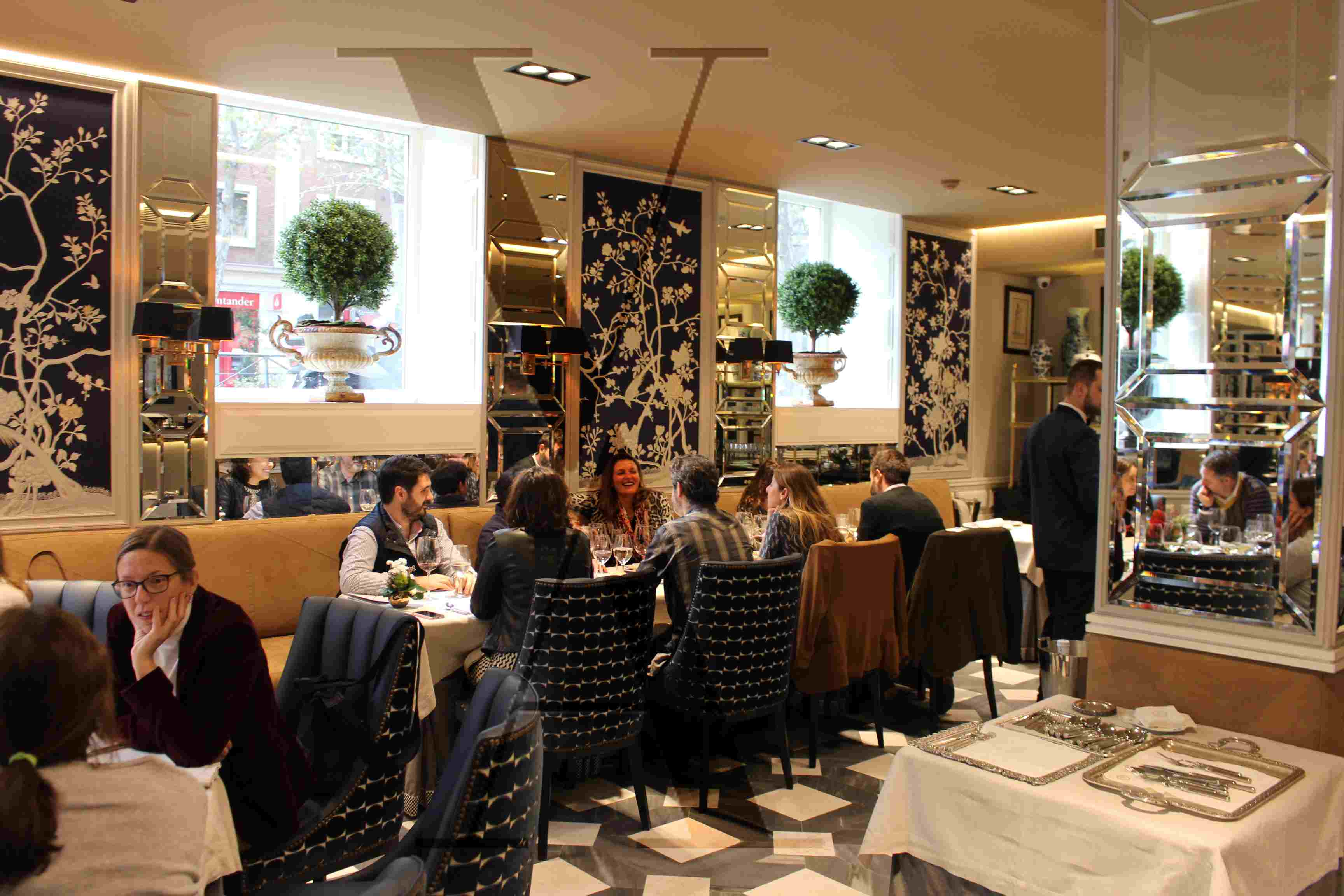 Restaurante Haroma Madrid