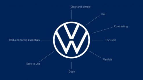 Nuevo logotipo para una nueva era de Volkswagen