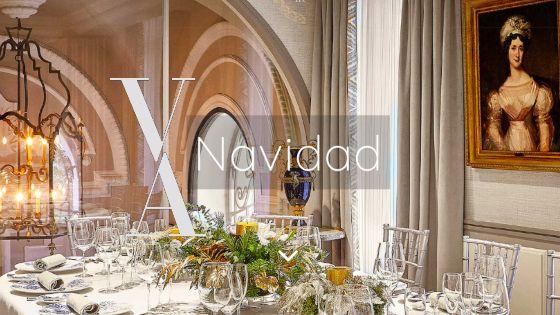 Navidad Hoteles Orfila y Heritage Madrid