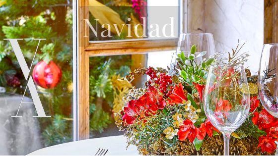 Menús de Navidad 2019 Hotel Orfila y Heritage by Mario Sandoval