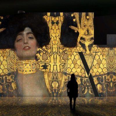 "El ""Oro de Klimt"" – expo inmersiva"