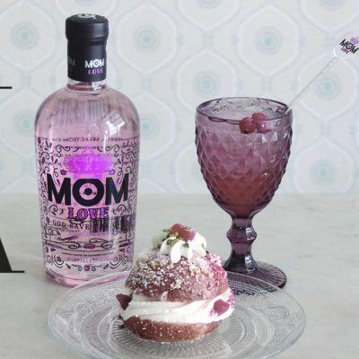MOM LOVE GIN cóctelREYES